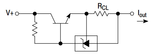 design lm317 constant current source circuits