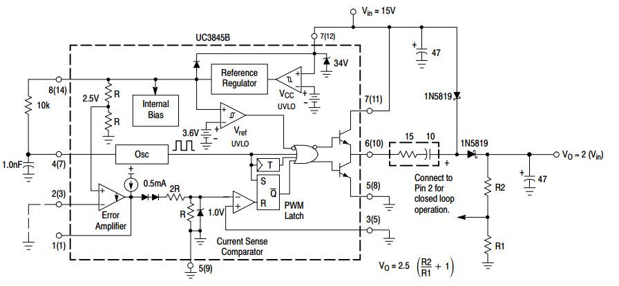 UC3845B PDF