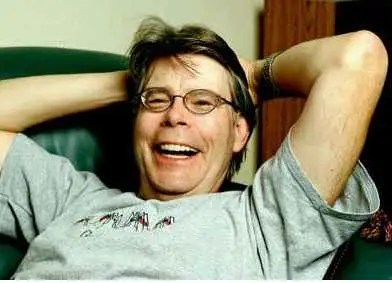 Stephen King was initially so frustrated with his first novel, Carrie  that he threw it in the trash.