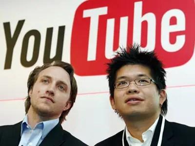Steve Chen left Facebook after a few short months to start YouTube.