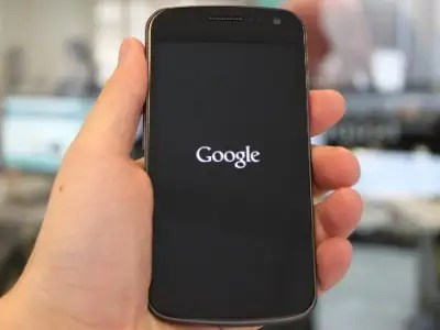 #3 Galaxy Nexus (Sprint model)