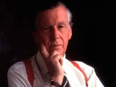 David Ogilvy, former chairman, Ogilvy & Mather
