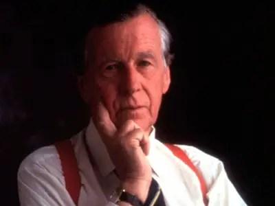David Ogilvy, former chairman, Ogilvy & Mather