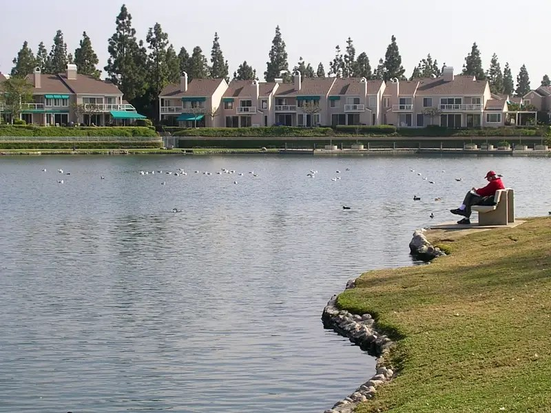 13. Irvine, California