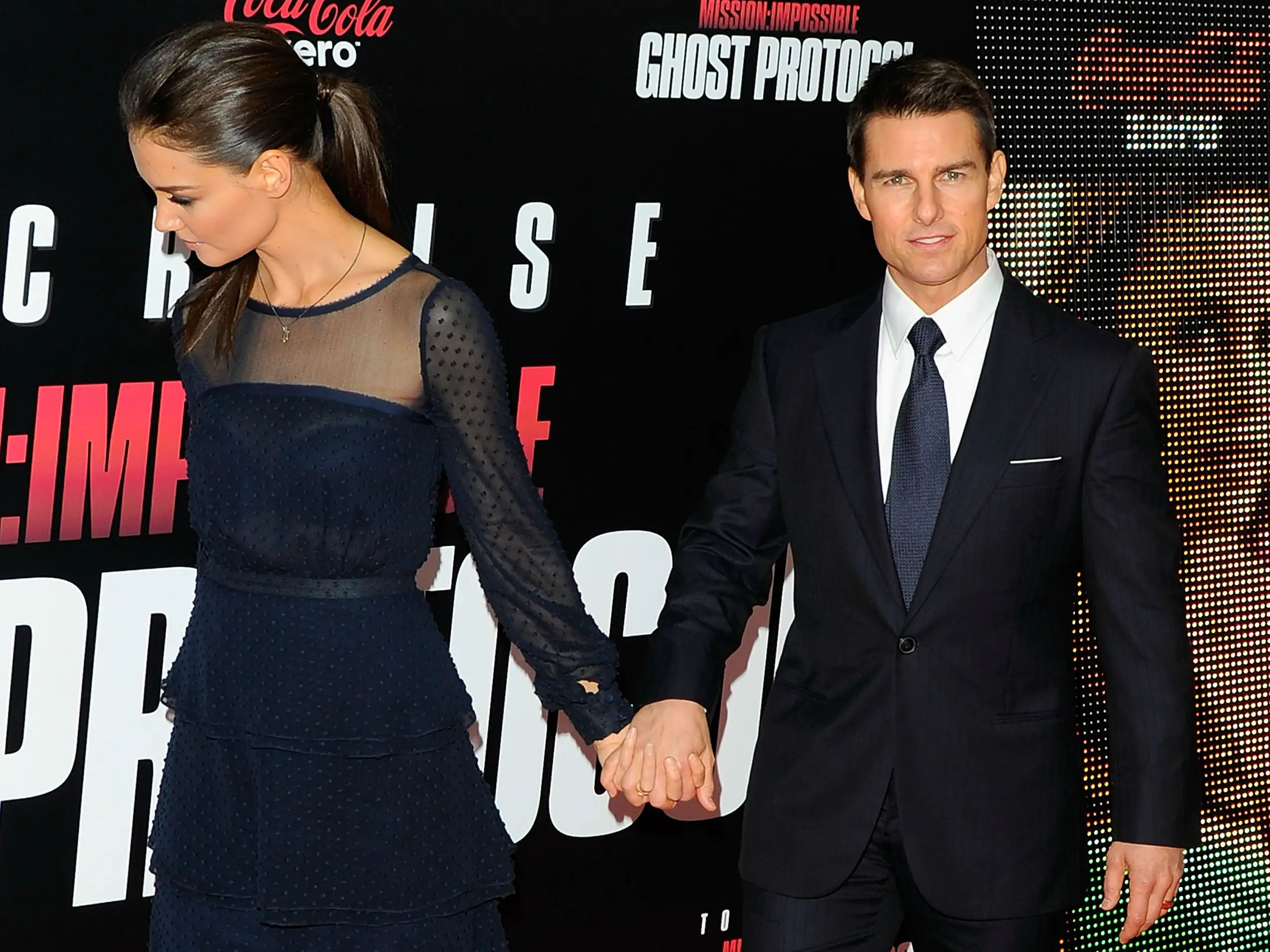 tom cruise katie holmes mission impossible