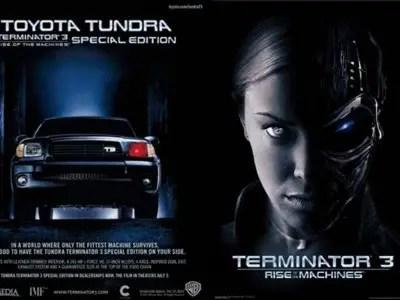 Terminator 3 Toyota (2003)