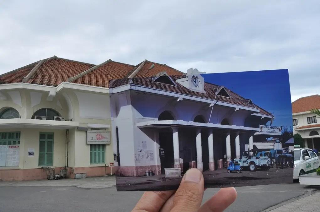 Nha Trang Railway Station, 1970