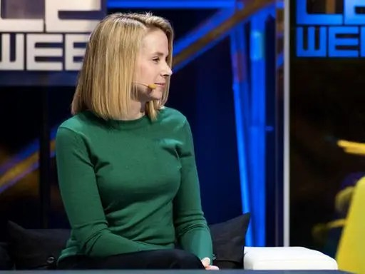 The Impressive Career Of Yahoo Ceo Marissa Mayer