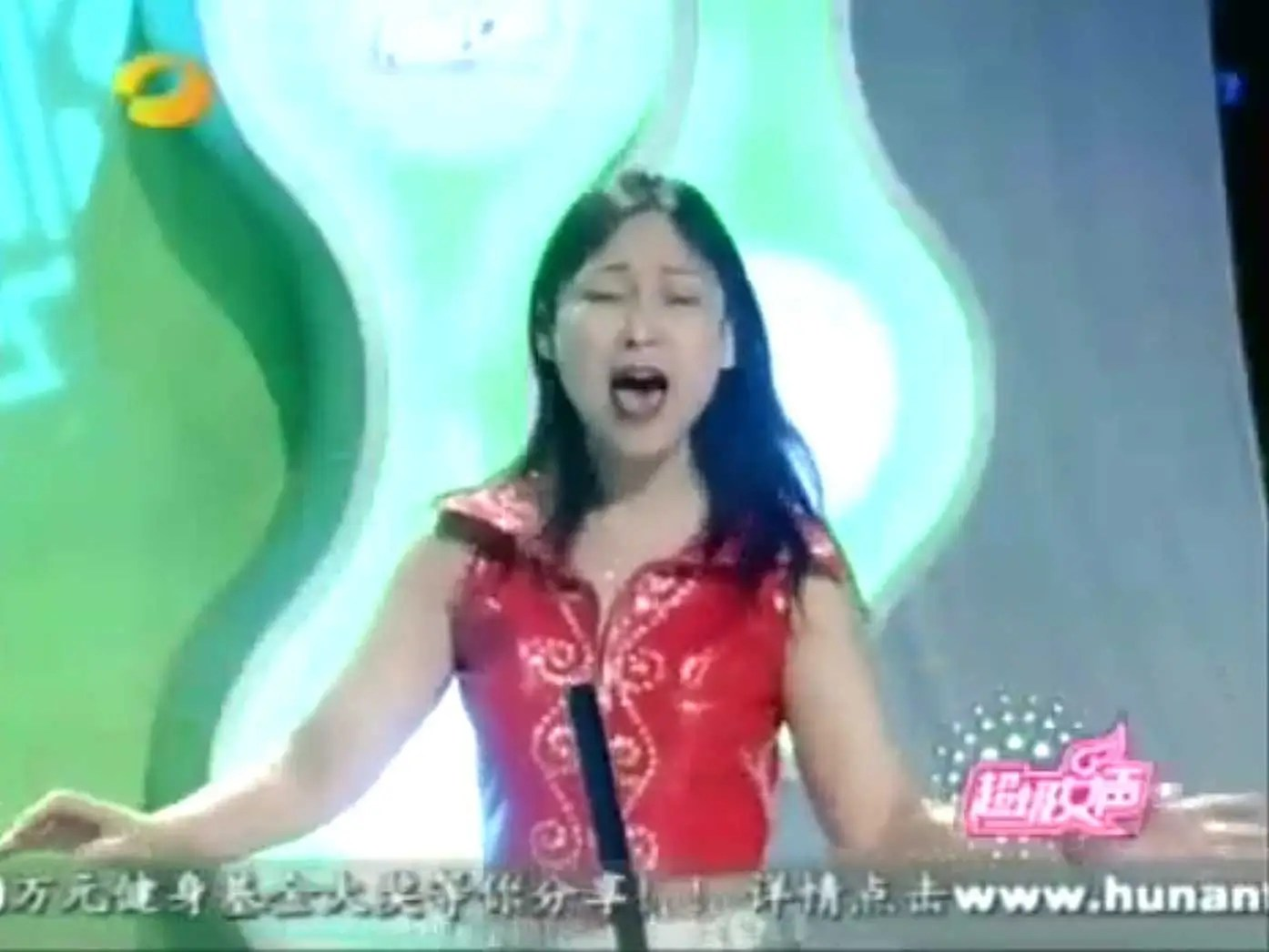 "10. ""The Mongolian Cow Sour Yogurt Super Girl Contest"": The ""American Idol"" Knockoff That Gave China The Vote"