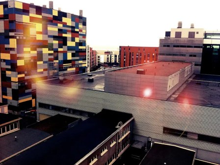 23. Aalto University School of Arts, Design and Architecture (fka University of Art and Design Helsinki)