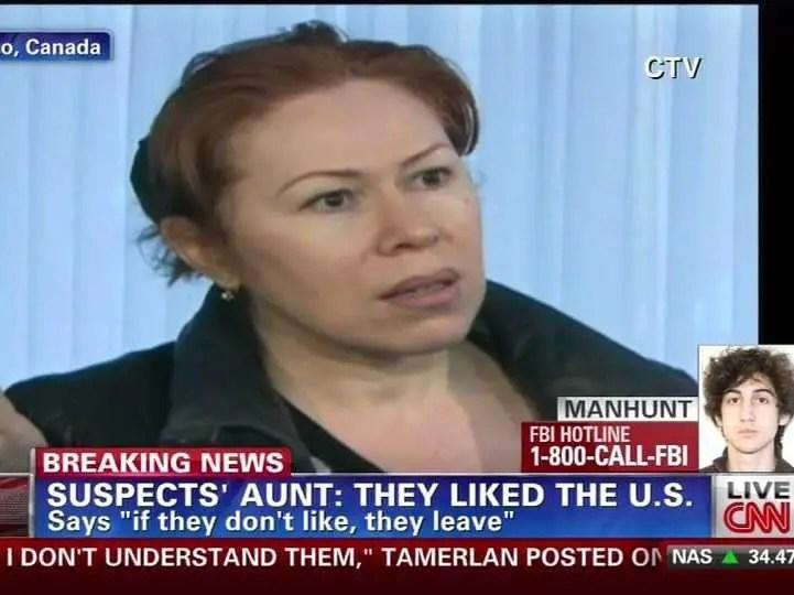 Maret Tsarnaev boston suspects