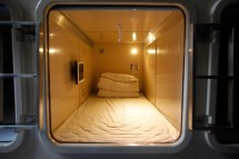 Capsule Hotels - Business Insider