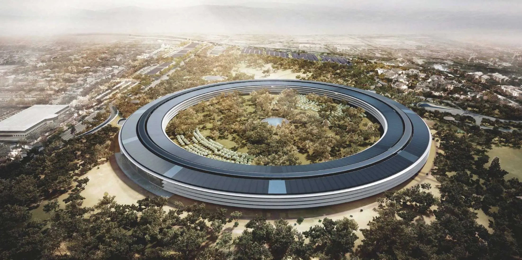 http://www.businessinsider.com/apple-spaceship-campus-2-drone-flyover-video-2016-9