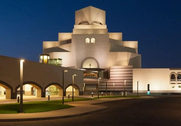 Qatar Islamic Museum of Art Architecture