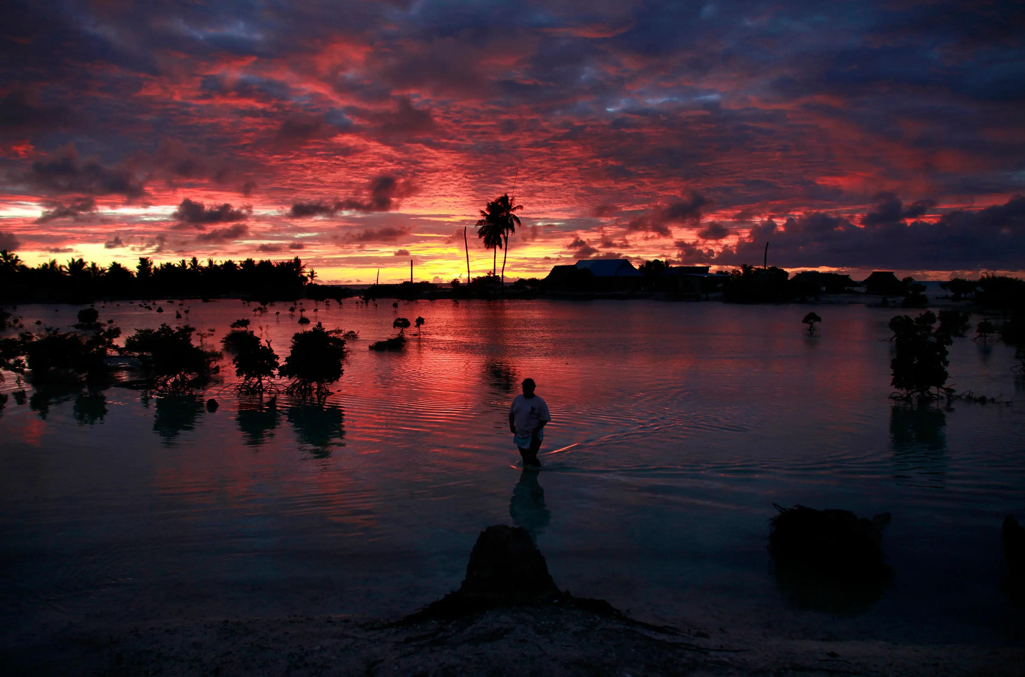 19. Kiribati — GDP per capita: $1,820 (£1,484)