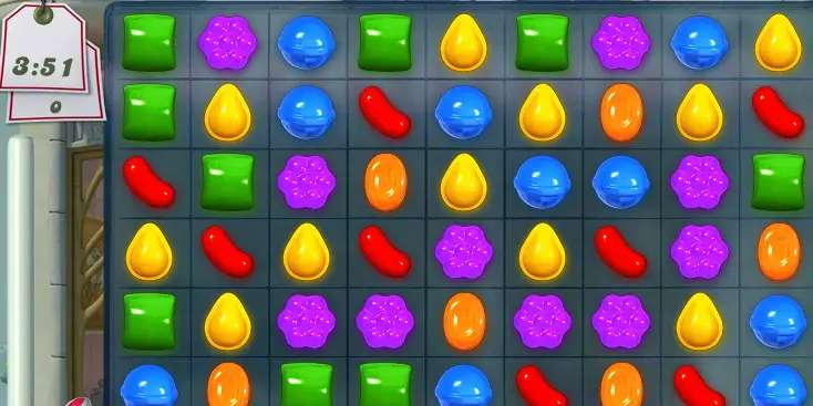 Forget Angry Birds, forget Words With Friends: 2013 was all about Candy Crush.