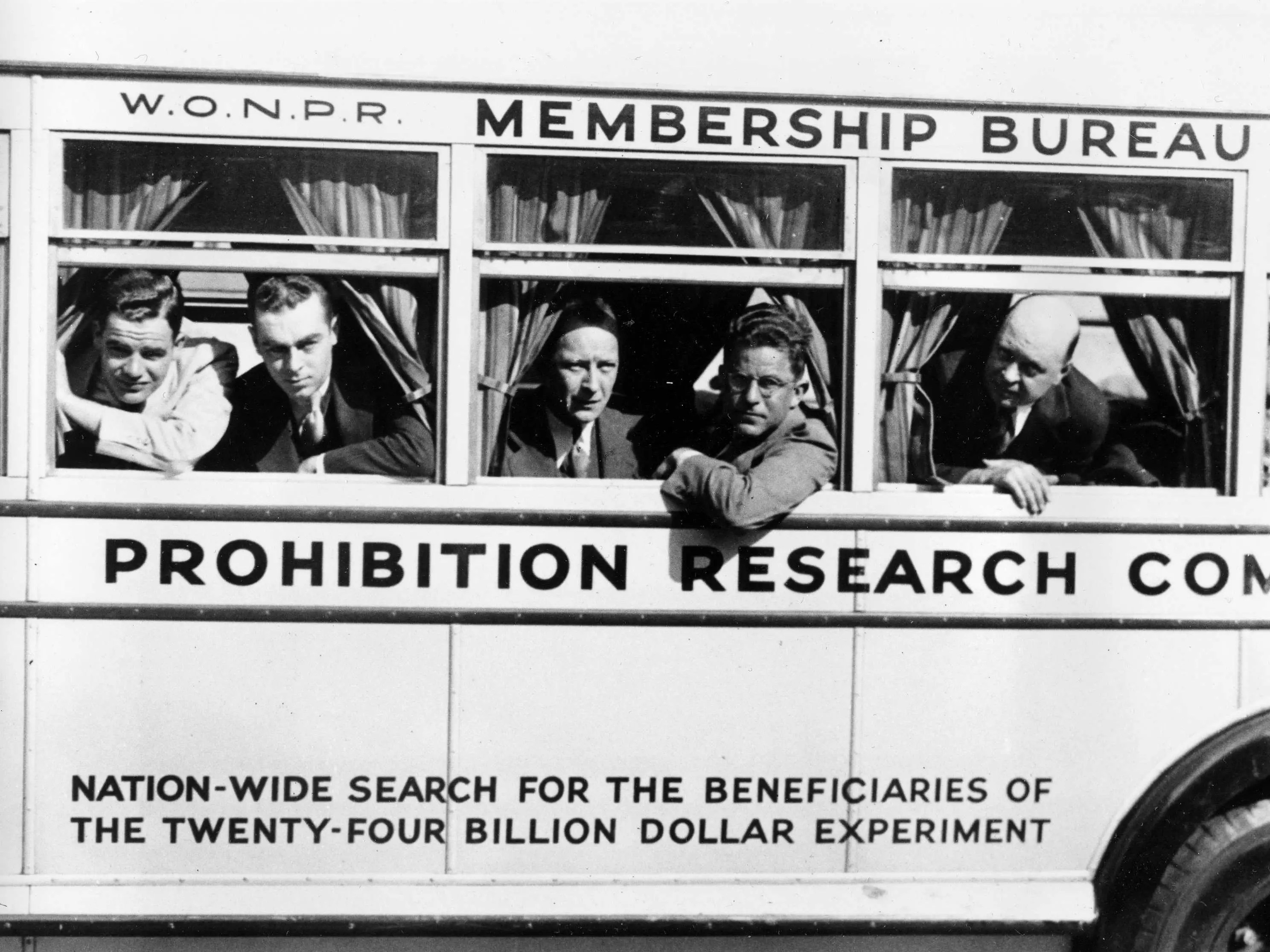 Prohibition Research Committee