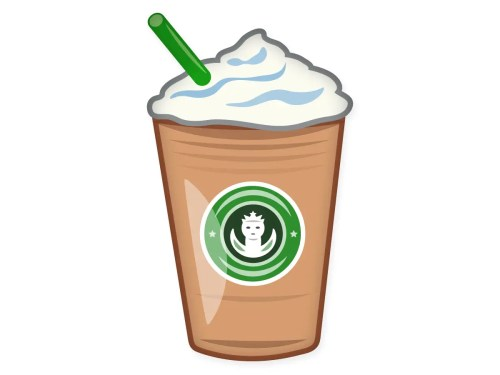 Emoji Starbucks