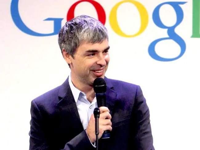 AGE 41: Larry Page