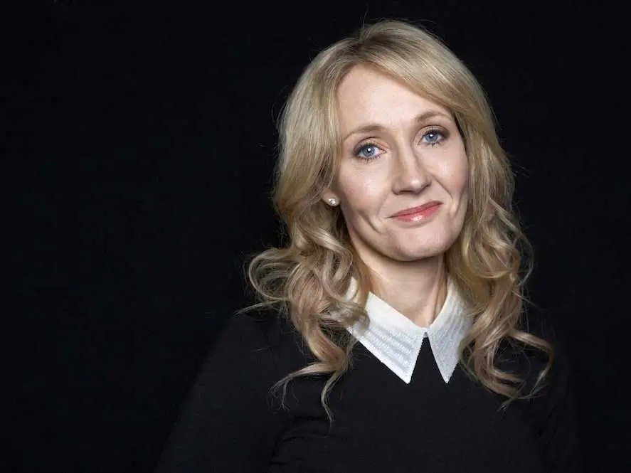 """J.K. Rowling was a single mom living off welfare when she began writing the first """"Harry Potter"""" novel."""