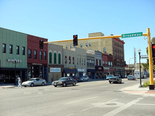 1. Fargo, ND