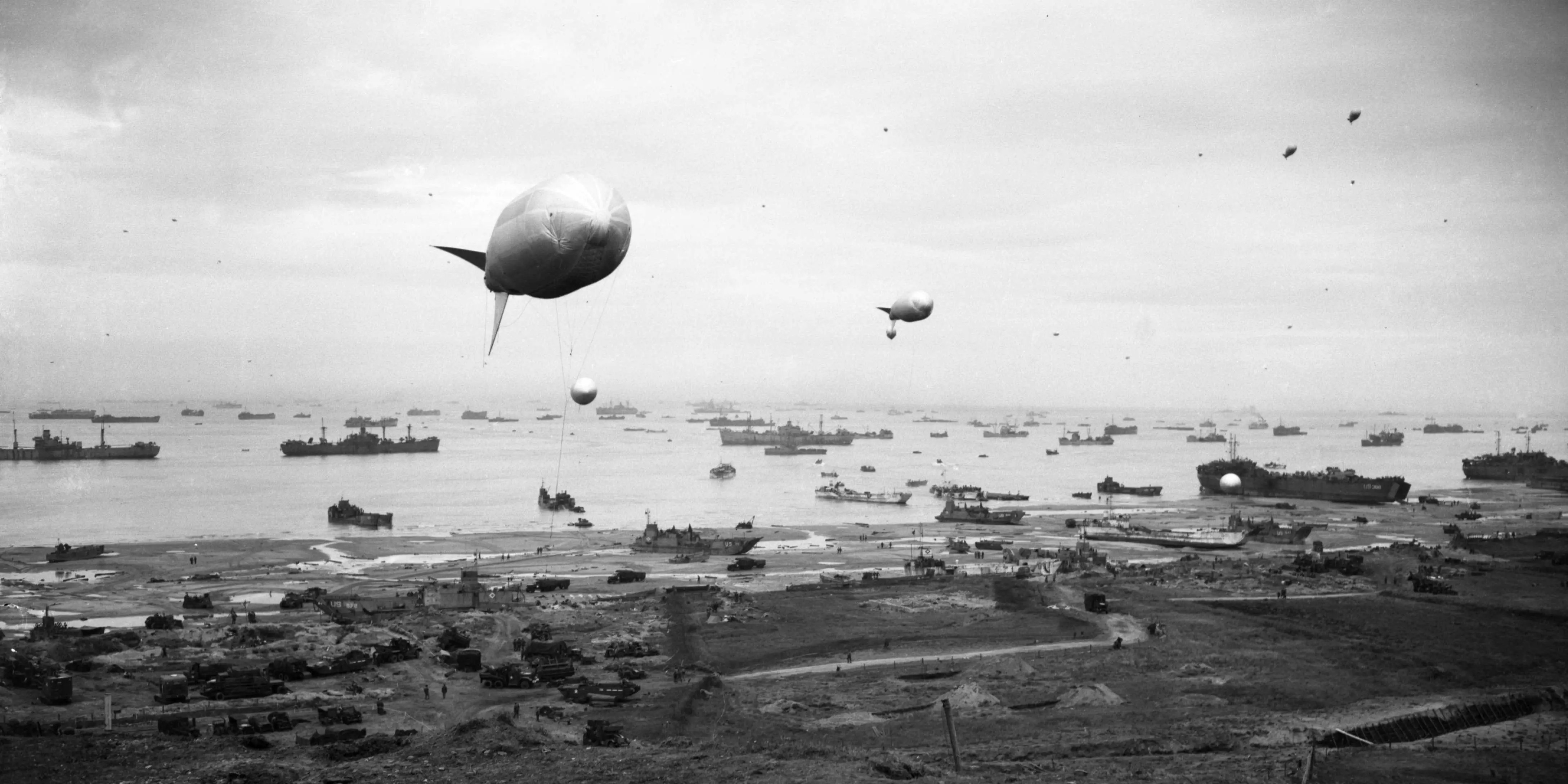 German Report On The Normandy Invasion