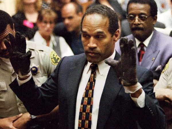 The World Stopped When The OJ Simpson Verdict Was Read