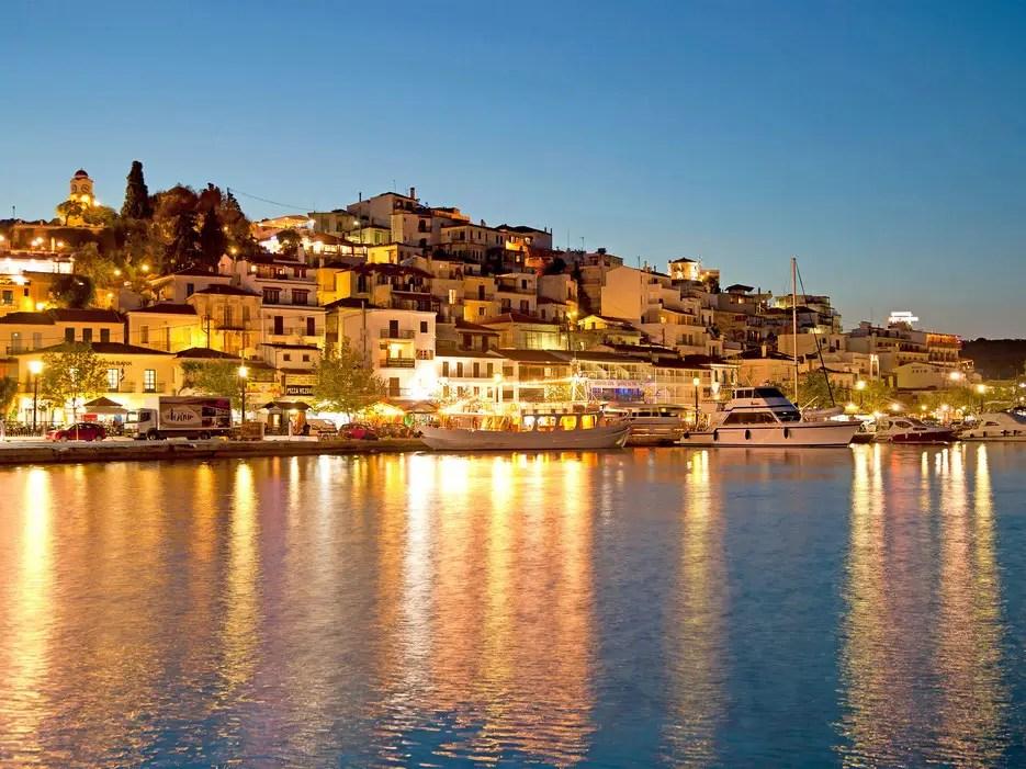21. Skiathos & Sporades, Greece