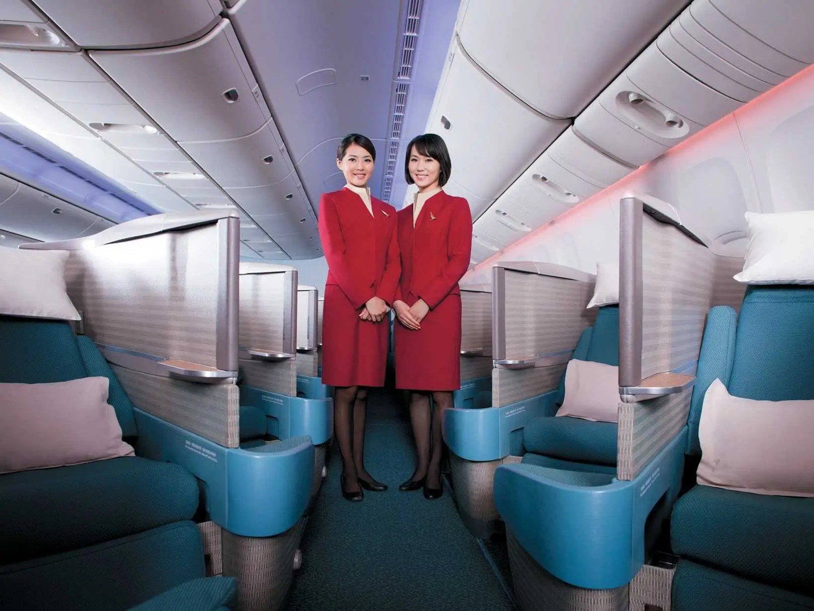 5. Cathay Pacific Airways