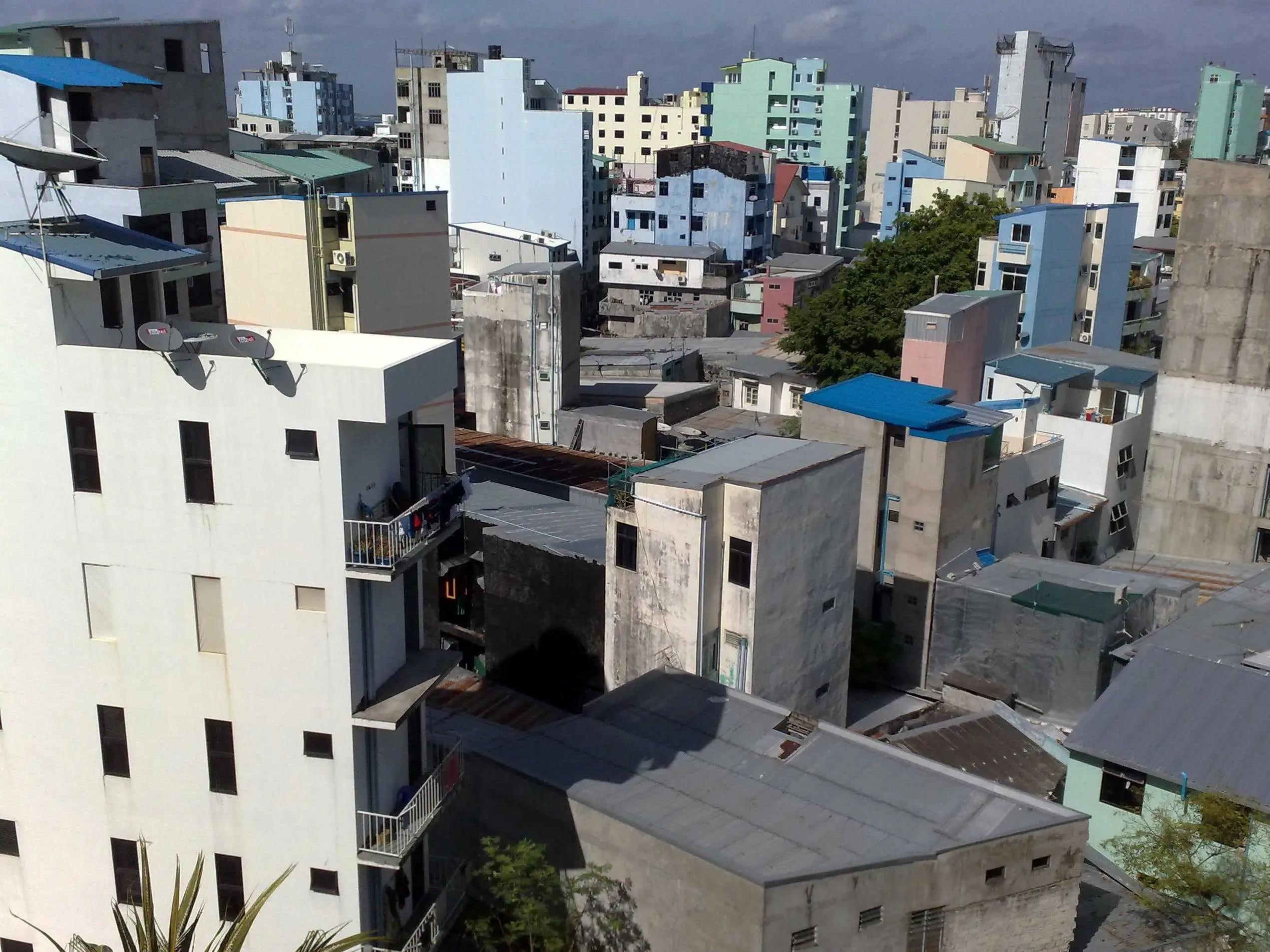 male maldives capital