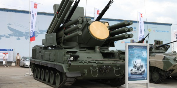 The Most Advanced Weapons Systems Used By The Russian Army