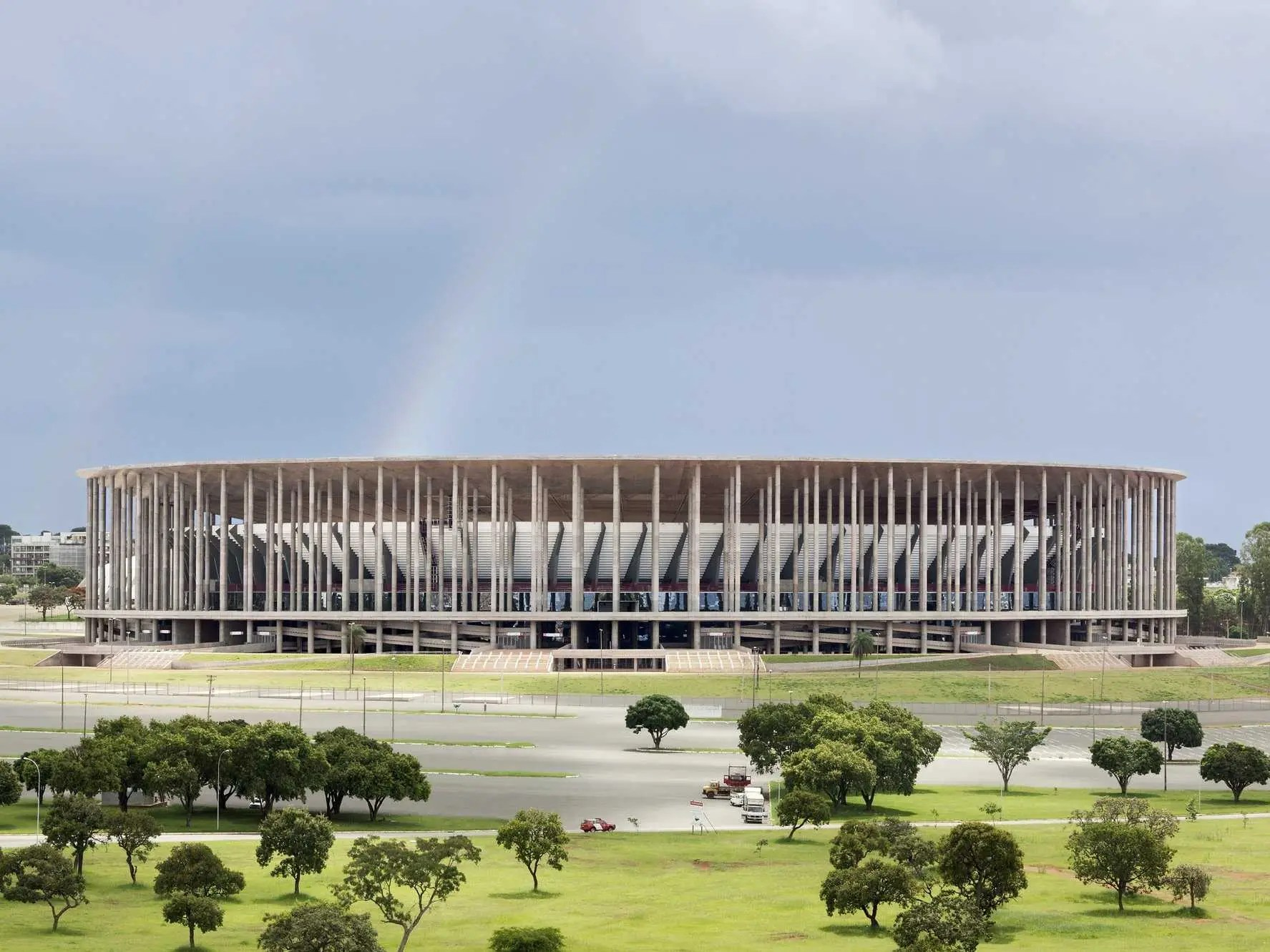 Brasilia National Stadium, Brazil
