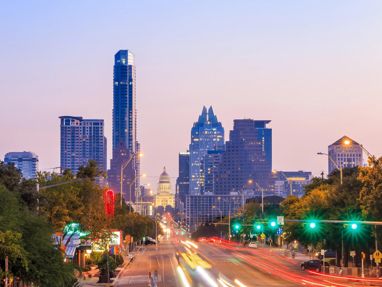 11. Austin, Texas: 47.21 hours