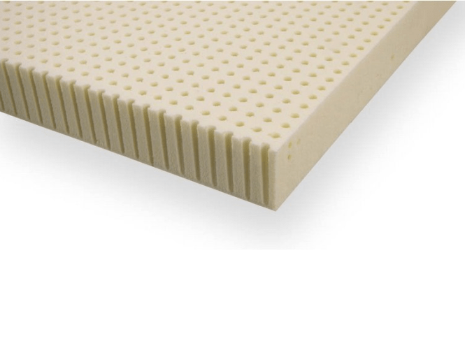 A Latex Soft Mattress Topper