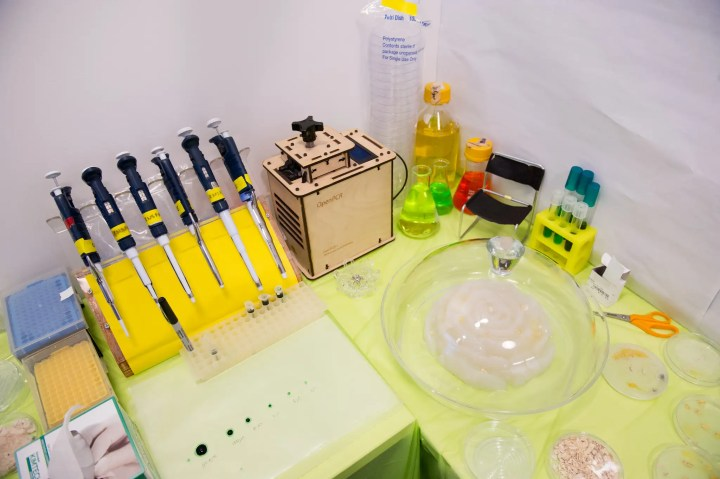 DIYBIO lab