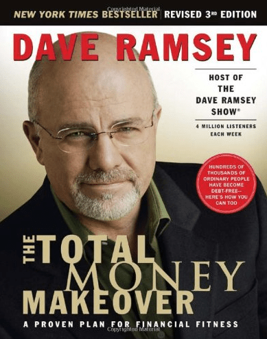 'The Total Money Makeover: A Proven Plan for Financial Fitness,' by Dave Ramsey