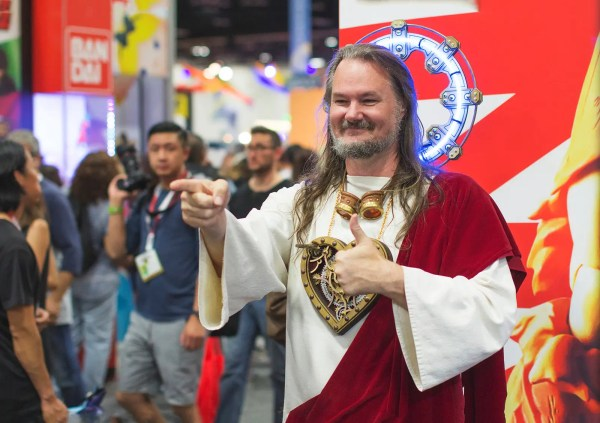 San Diego Comic- 2015 Of Sdcc Costumes