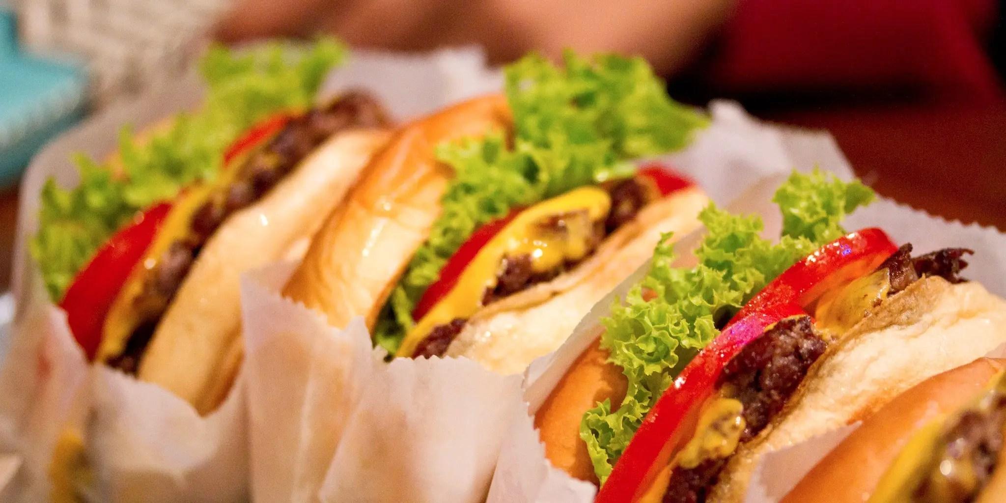Great Fast Food Restaurants