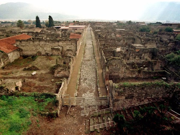 Pompeii Italy - Business Insider