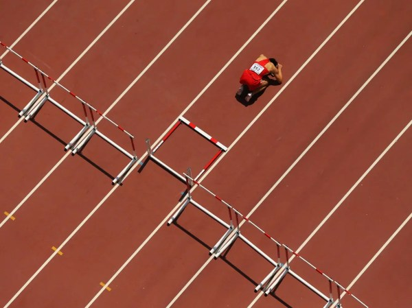 Perfect Track And Field World