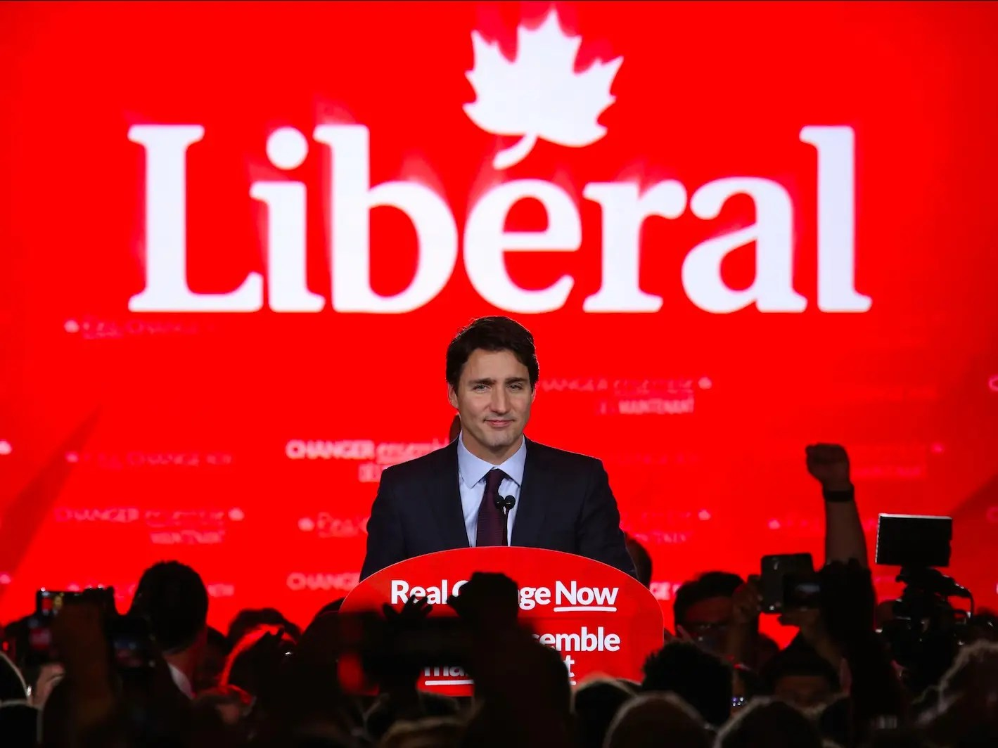 Big Changes Coming To Canada Under New Liberal Government