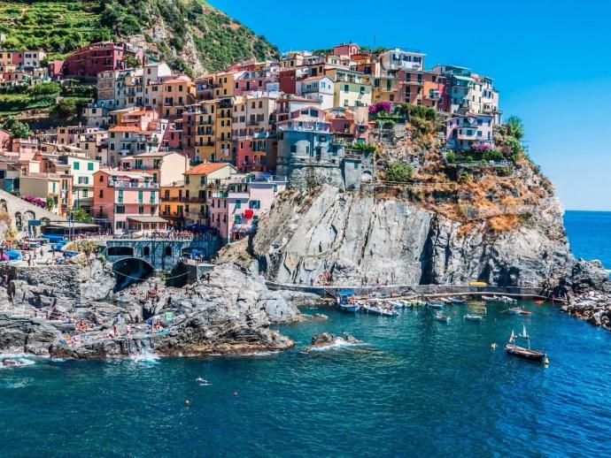 melhores lugares para viajar no mundo - itália