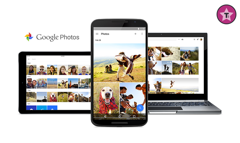 Google Photos is the best photo management solution.