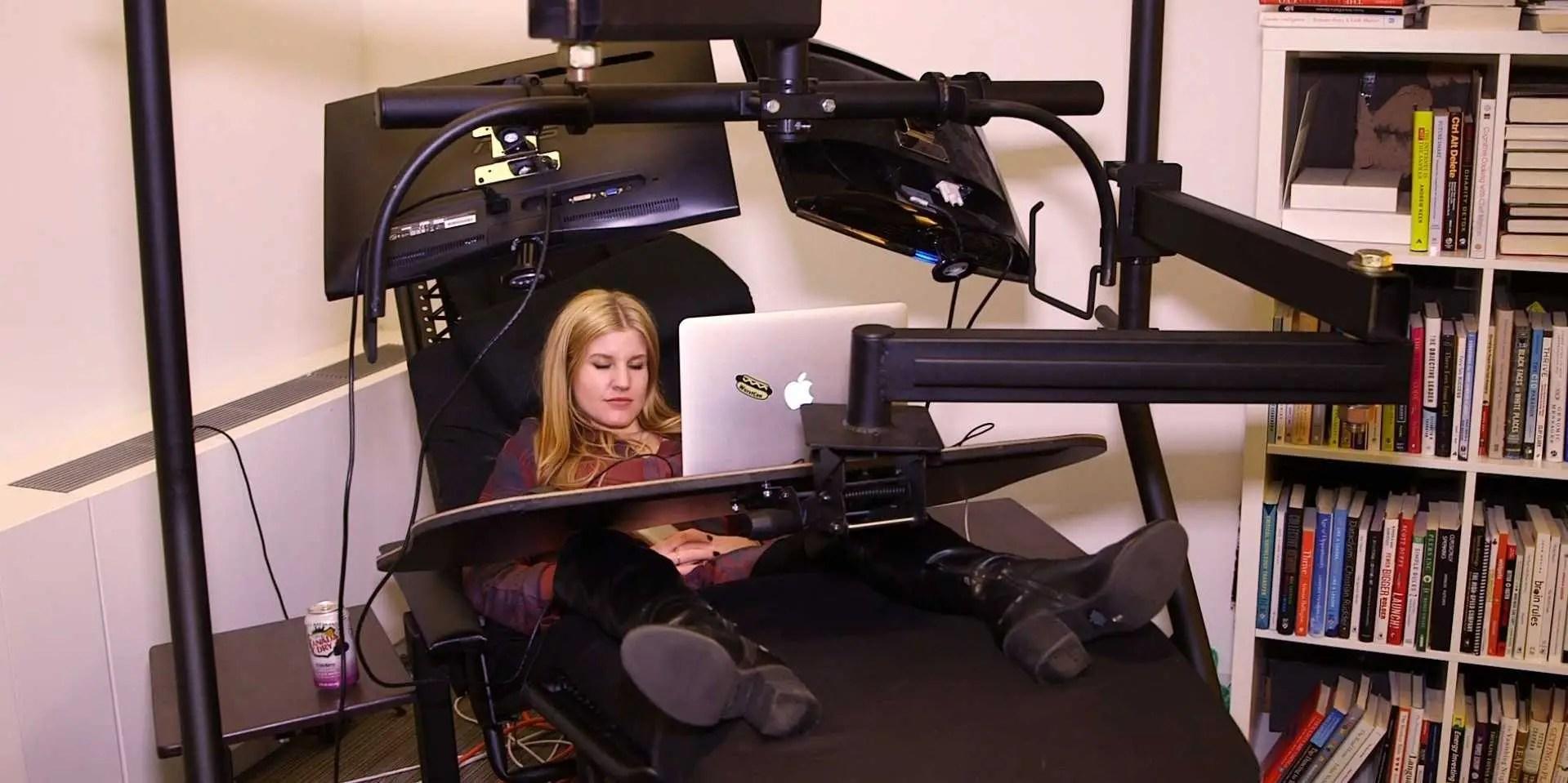 5000 Ergoquest zero gravity chair  Business Insider