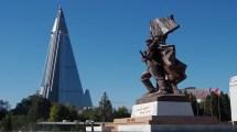 North Korea World' Largest Abandoned Building