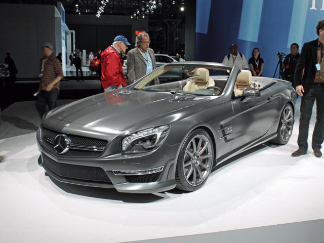 No. 2. Mercedes-Benz SL65 AMG — $3,797