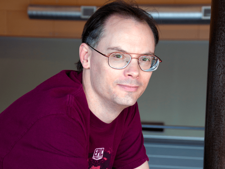 Image result for Tim Sweeney