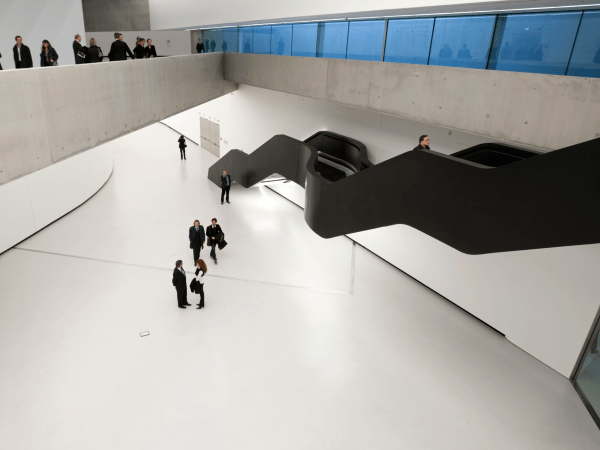 Zaha Hadid' Greatest Buildings And Design - Business Insider