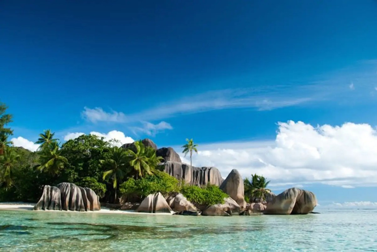2. The Seychelles