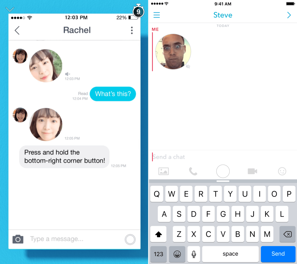 How to use Snow. the Snapchat competitor of China - Business Insider